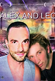Alex and Leo Poster