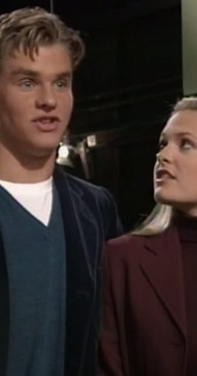 Image result for maggie lawson and zachery ty bryan