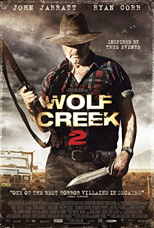 Wolf Creek 2 (2013) Download on Vidmate