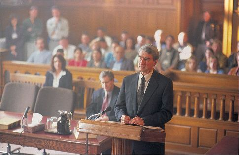 Stockard Channing and Sam Waterston in The Matthew Shepard Story (2002)