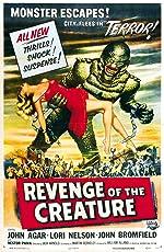 Revenge of the Creature(1955)