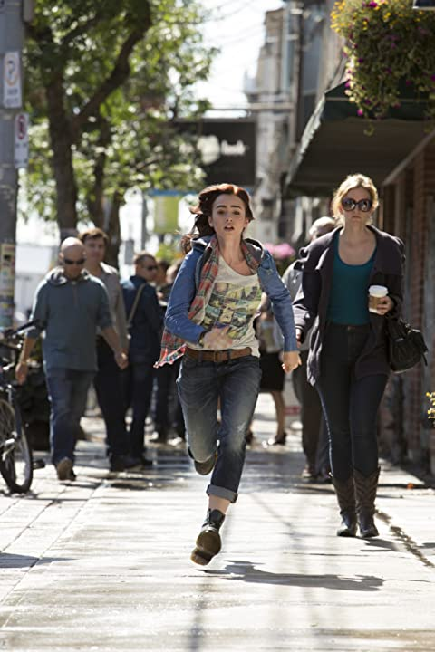 Lily Collins in The Mortal Instruments: City of Bones (2013)