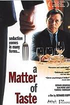 Image of A Matter of Taste