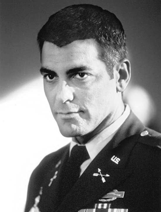 George Clooney in The Peacemaker (1997)