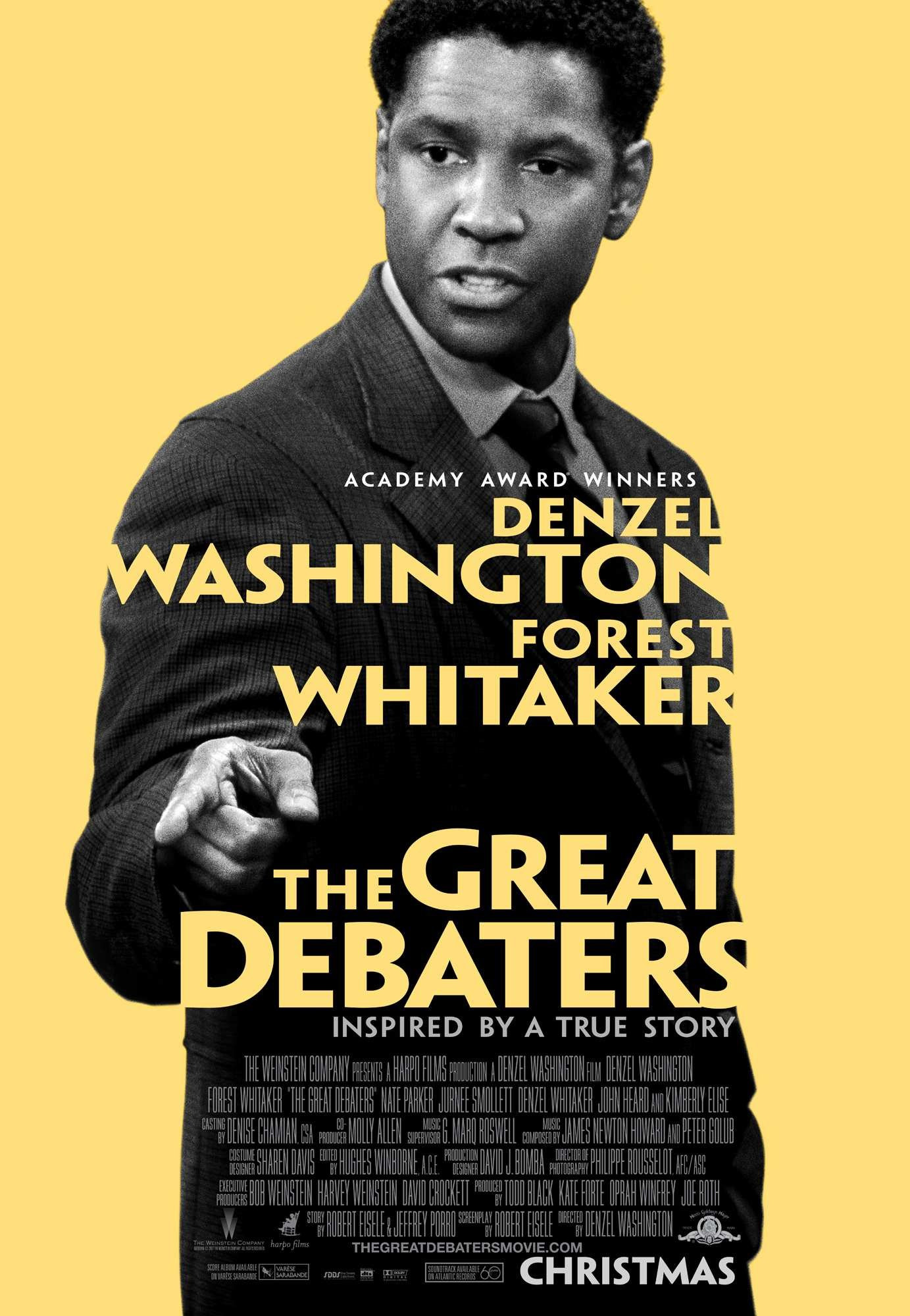 image The Great Debaters Watch Full Movie Free Online