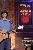 Image of Comedy Central Presents: Demetri Martin