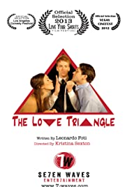 The Love Triangle Poster