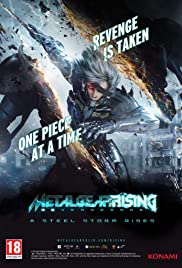 Metal Gear Rising: Revengeance (2013) Poster - Movie Forum, Cast, Reviews