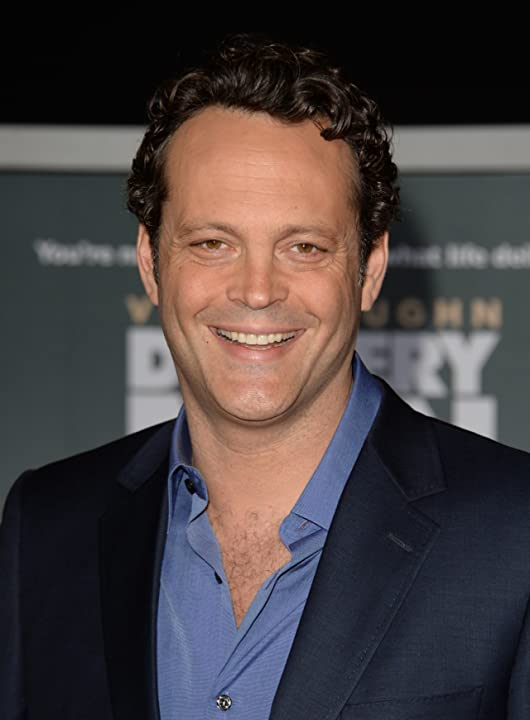 Vince Vaughn at Delivery Man (2013)