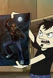 Dan Vs. The Wolf-Man Poster