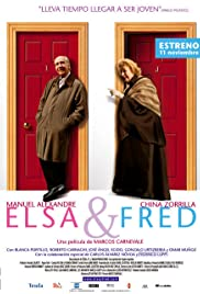 Elsa y Fred Poster