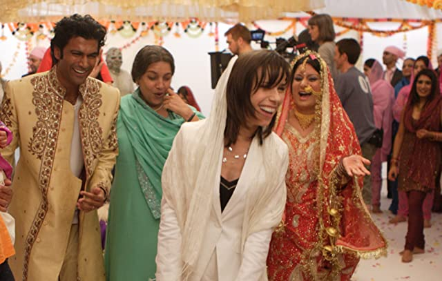 Sendhil Ramamurthy and Sally Hawkins in It's a Wonderful Afterlife (2010)