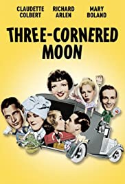 Three Cornered Moon (1933) Poster - Movie Forum, Cast, Reviews
