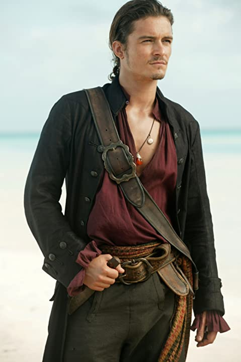 Orlando Bloom in Pirates of the Caribbean: At World's End (2007)