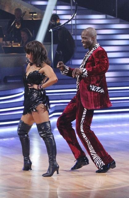 Chad Johnson in Dancing with the Stars (2005)