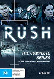 Rush Poster - TV Show Forum, Cast, Reviews
