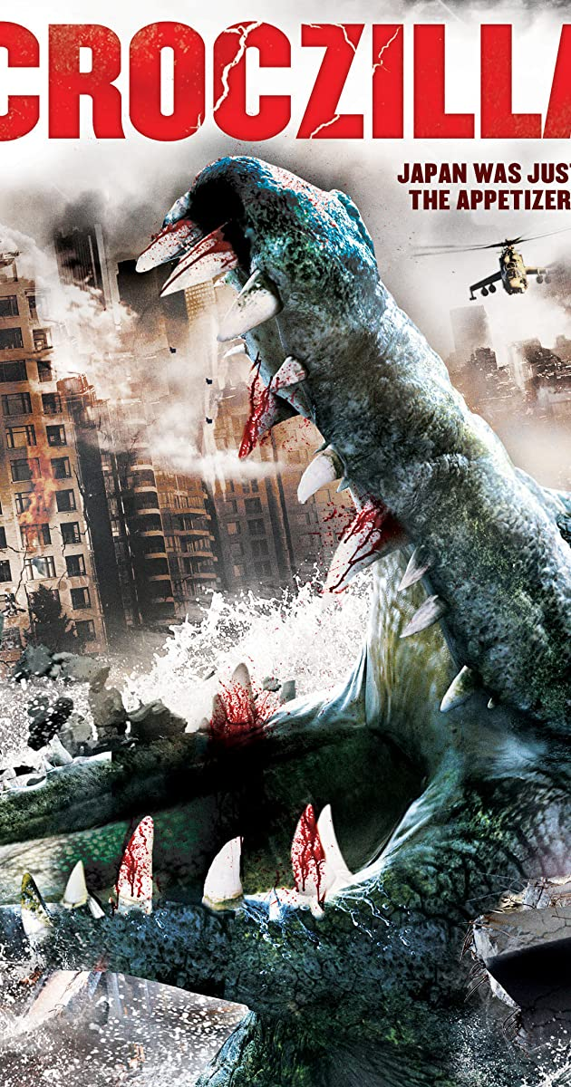 Croczilla 2012 BRRip