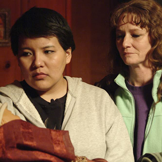Melissa Leo and Misty Upham in Frozen River (2008)