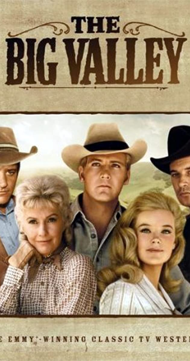 The Big Valley (TV Series 1965–1969) - IMDb