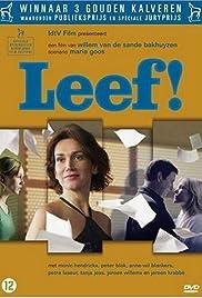 Leef! Poster