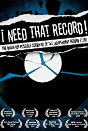 I Need That Record! The Death (or Possible Survival) of the Independent Record Store Poster