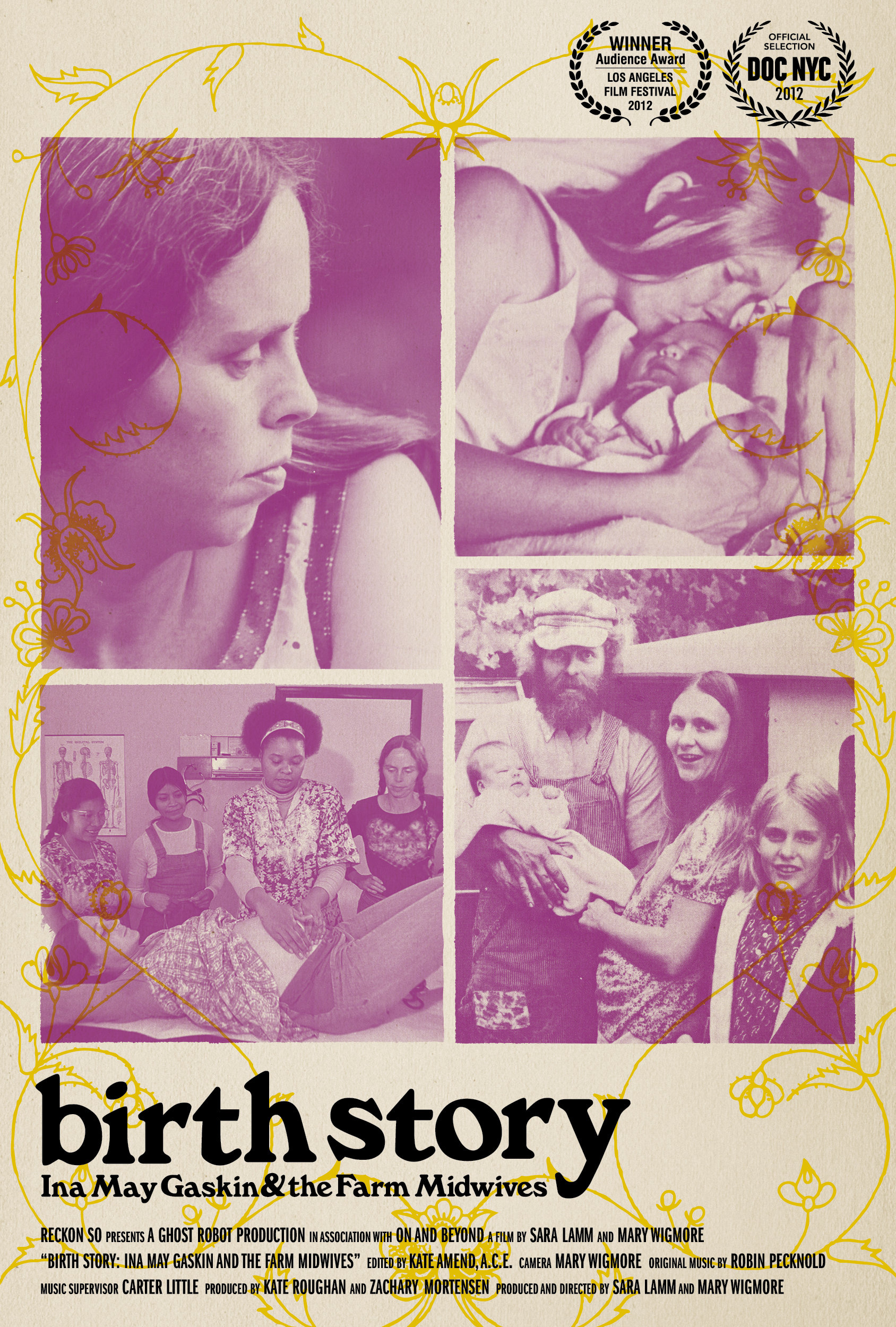 image Birth Story: Ina May Gaskin and The Farm Midwives Watch Full Movie Free Online