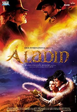 Aladin poster