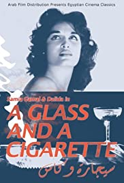 A Cigarette and a Glass Poster