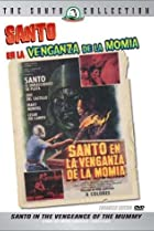 Image of Santo and the Vengeance of the Mummy