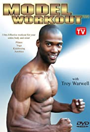 Model Workout with Troy Warwell Poster