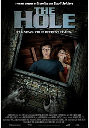 Poster The Hole - Wovor hast Du Angst?