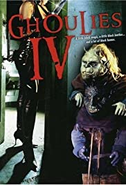 Ghoulies IV Poster