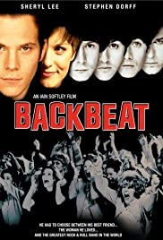 Backbeat (1994) Poster - Movie Forum, Cast, Reviews