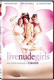 Live Nude Girls (1995) Poster - Movie Forum, Cast, Reviews