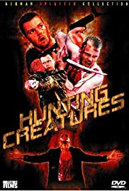 Hunting Creatures Poster