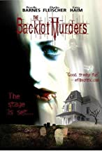 Primary image for The Backlot Murders