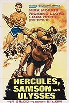 Image of Hercules, Samson & Ulysses