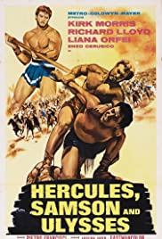 Hercules, Samson & Ulysses (1963) Poster - Movie Forum, Cast, Reviews