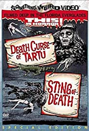 Sting of Death Poster