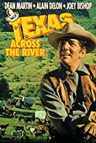 Texas Across the River (1966) Poster