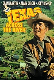 Texas Across the River Poster