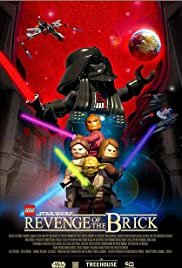 Lego Star Wars: Revenge of the Brick Poster