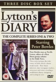 Lytton's Diary Poster