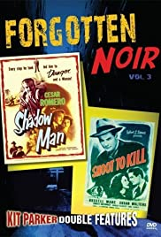 The Shadow Man (1953) Poster - Movie Forum, Cast, Reviews