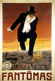 Fantômas: In the Shadow of the Guillotine (1913) Poster - Movie Forum, Cast, Reviews