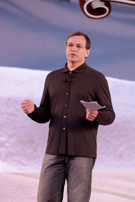 Robert A. Iger at an event for The Santa Clause 3: The Escape Clause (2006)