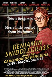 Benjamin Sniddlegrass and the Cauldron of Penguins Poster
