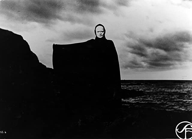 Bengt Ekerot in The Seventh Seal (1957)
