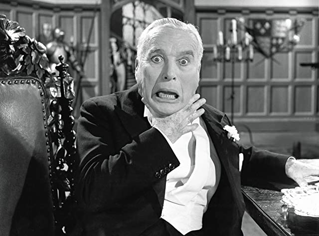 Charles Chaplin in A King in New York (1957)