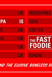 The Fast Foodie Poster